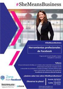 Programa Herramientas Profesionales de Facebook @ Santillana Centros de Formación Guardo