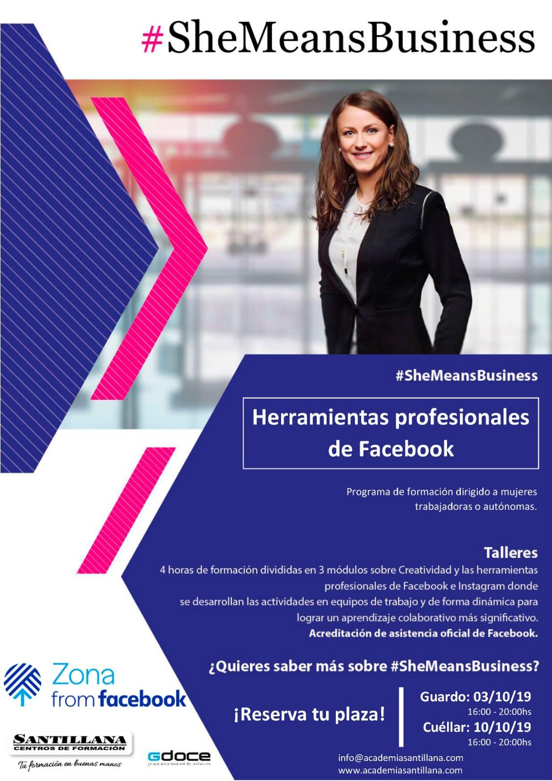 Curso Facebook Santillana Formacion