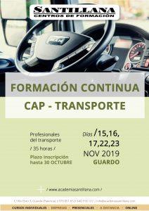 CAP Formación Continua @ Santillana Centros de Formación Guardo