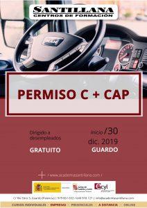 Permiso C + CAP @ Santillana Centros de Formación Guardo