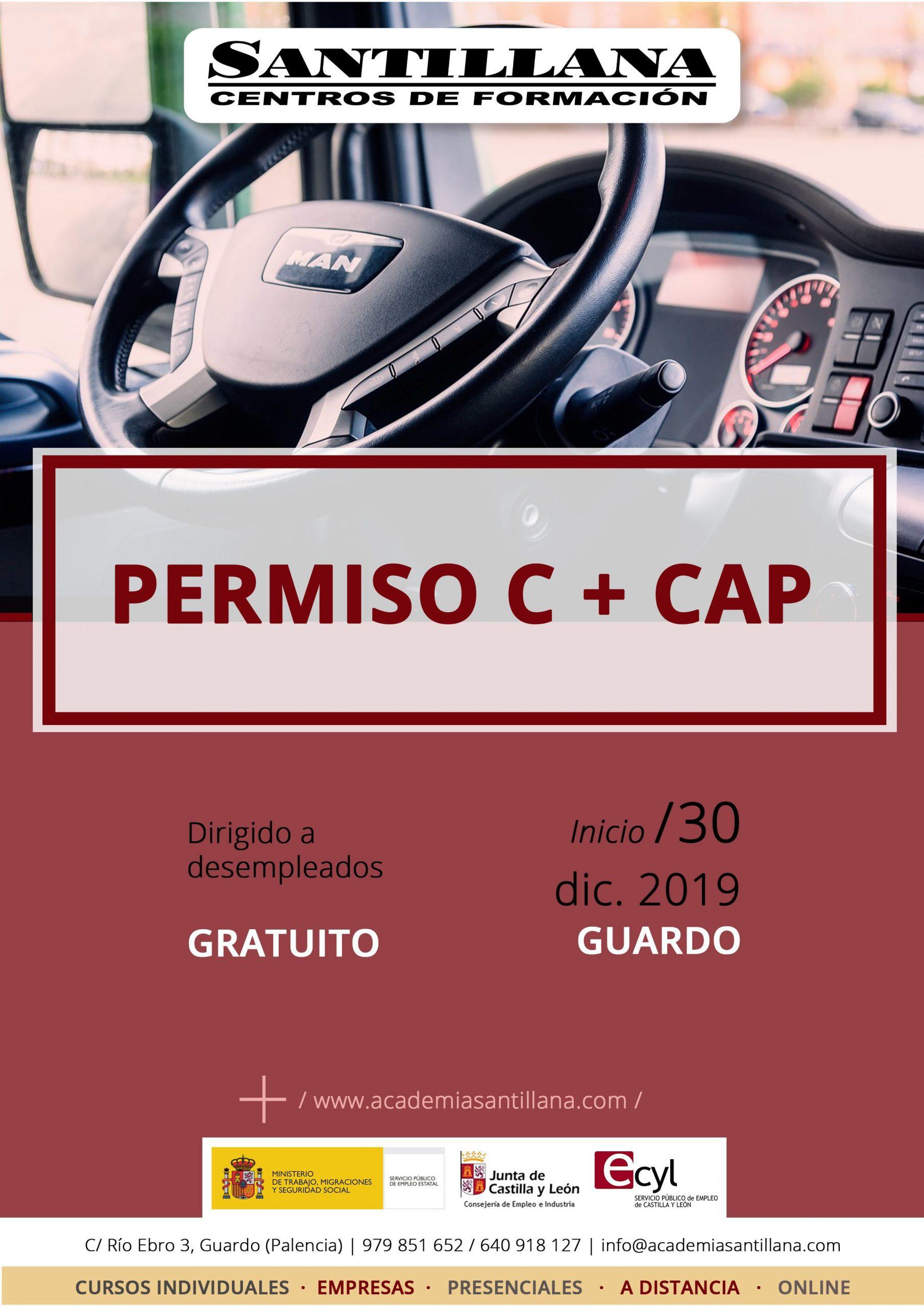 Curso C + CAP Guardo Gratis Santillana Formación