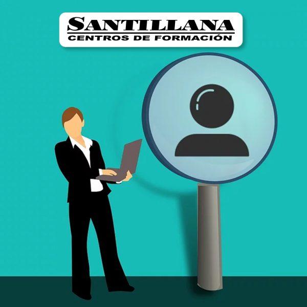 Curso Online de Aplicaciones informaticas administracion recursos humanos santillana