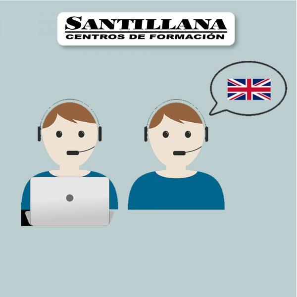 Asistencia y asesoramiento en una lengua extranjera (inglés) al cliente de seguros.