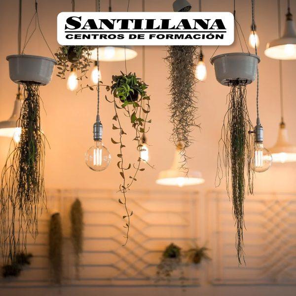 Curso online de Aspectos técnicos de la decoración Santillana Formación