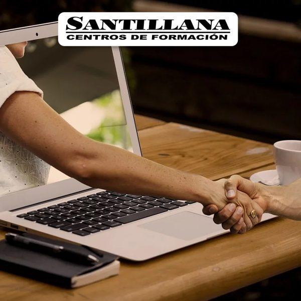 Curso online de La comunicación comercial Santillana Formación