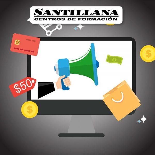 Curso online de Marketing promocional Santillana Formación