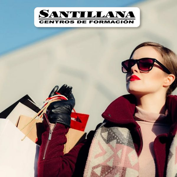 Curso online de Personal Shopper Santillana Formación