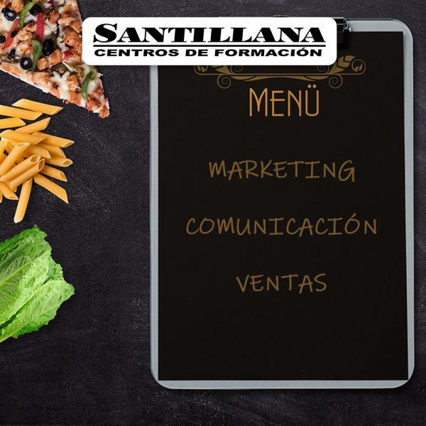 curso comunicacion marketing ventas restauracion santillana formacion