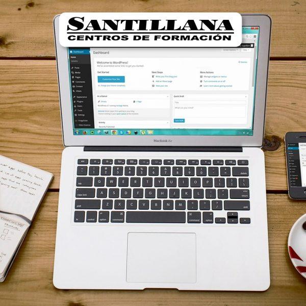 curso online diseño basico paginas web santillana