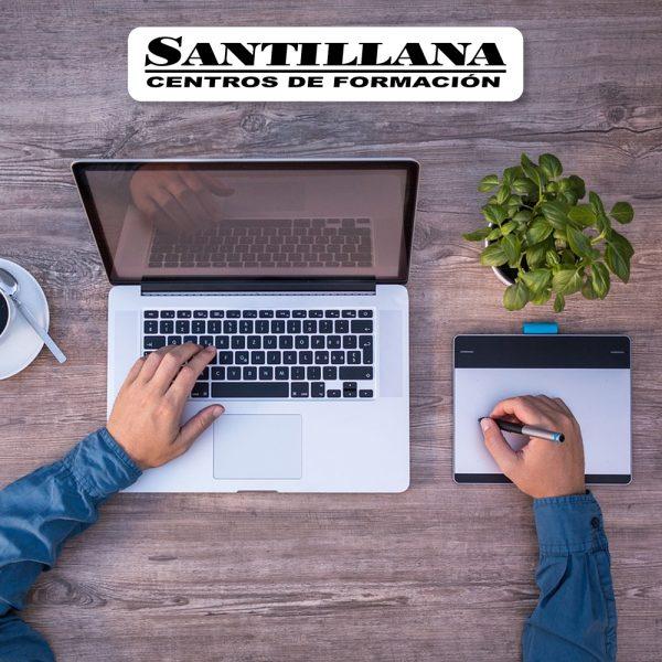 curso online introduccion diseño grafico santillana formacion
