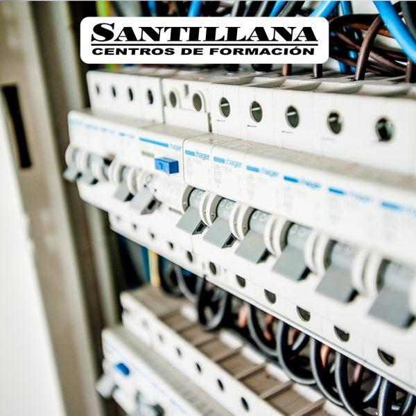curso mantenimiento instalaciones electricas santillana