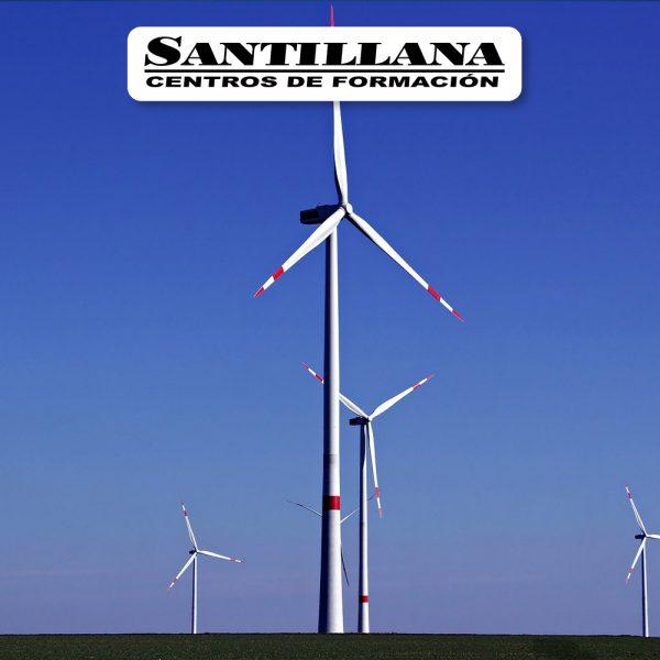 curso montaje mantenimiento electrico Parque eolico