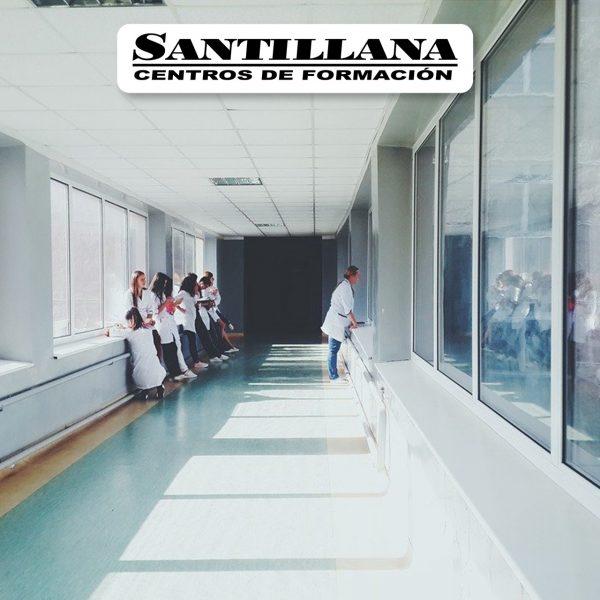 Curso Online de Limpieza de hospitales Santillana Formación