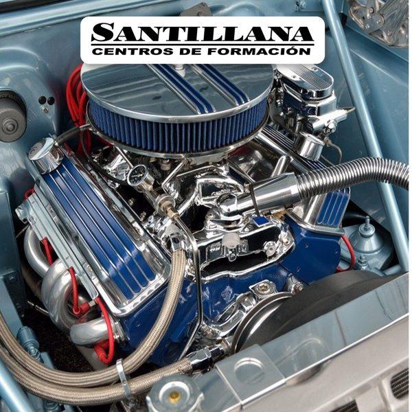 Curso Online de motores de vehículos