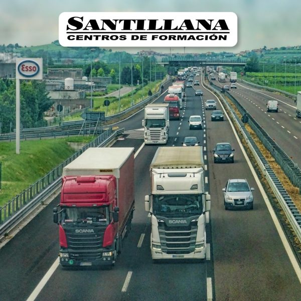 curso online prl transporte mercancias carretera santillana formación