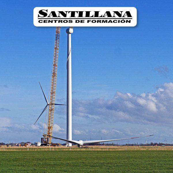 curso organizacion montaje instalaciones energia eolica
